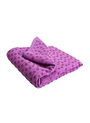 Winmax Yoga Towel, WMF53764E, Purple