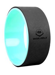 Winmax Yoga Wheel, WMF79559H, 32cm, Black