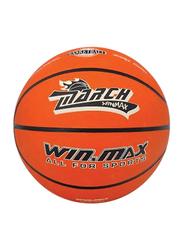Winmax Basket Ball, WMY01932, Size 7, Orange