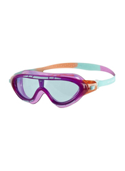 Speedo Biofuse Rift Goggles Child Unisex, Orchid/Soft Coral/Peppermint