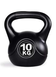 Kettlebell AGYH Fitness Kettlebell, 10KG, Black