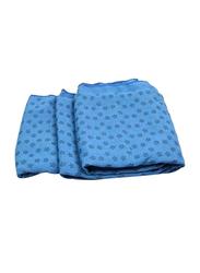 Winmax Yoga Towel, WMF53764D, Blue