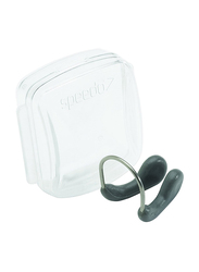 Speedo Competition Nose Clip, Grey/Clear