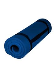 Winmax NBR Yoga Mat, WMF09884D, 10mm, Blue