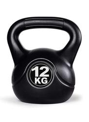 Kettlebell AGYH Fitness Kettlebell, 12KG, Black