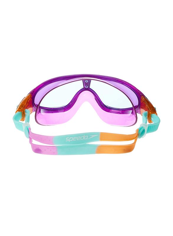 Speedo Biofuse Rift Junior Swimming Goggles, Multicolour