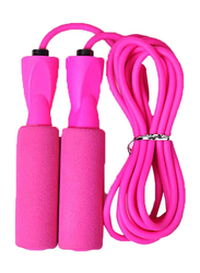 Winmax Weighed Rubber Jump Rope, WMF68607A2, Pink