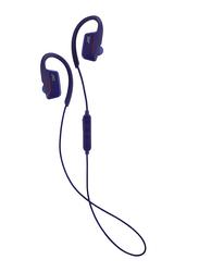 Jvc HA-EC30BT Wireless In-Ear Sports Headphones, Blue