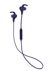 Jvc Fit Wireless In-Ear Sports Headphones, Blue