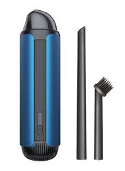Porodo Lifestyle Portable Car Vacuum Cleaner, Blue/Black