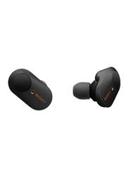Sony WF-1000XM3 Wireless In-Ear Noise Cancelling Earphones, Black