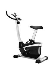 Marshal Fitness Home Use Exercise Bike, MF-110B, Silver/Black