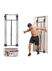 Marshal Fitness Bodyweight Resistance Training Straps, Black