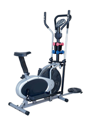 Marshal Fitness Exercise Bike and Body Shapers, BXZ-32GT, Multicolour