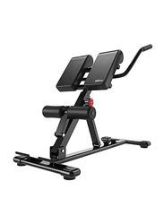Marshal Fitness Back Abdominal Waist Exercise Machine, MFDS-R034, Black
