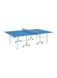Marshal Fitness Water Proof Ping Pong Table, MF-1200, Blue