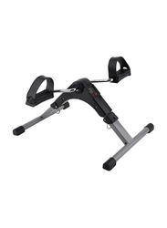 Arm Leg Exercise Peddler Machine, Grey/Black