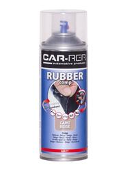 Car-Rep 400ml Rubber Comp Rubberized Spray, Camo Beige Matte