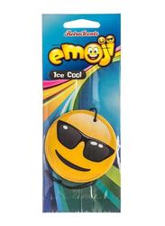 Retro Scents Emoji Ice Cool Air Freshener