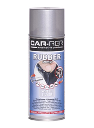 Car-Rep 400ml Rubber Comp Rubberized Spray, Transparent High Gloss