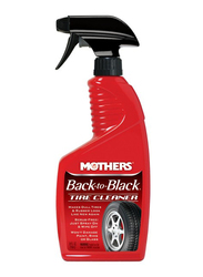 Mothers 24oz Back To Black Renew Tire Cleaner