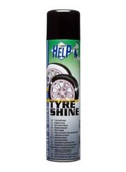 Super Help 400ml Foaming Tyre Shine, White