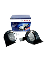 Bosch EC6 Fanfare Compact Horn Set, 2 Pieces