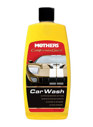 Mothers 16oz California Gold Car Wash Shampoo