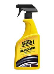 Formula 1 22oz Black Gold Tire Shine, Yellow