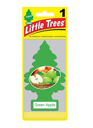 Little Tree Green Apple Air Freshener, Green
