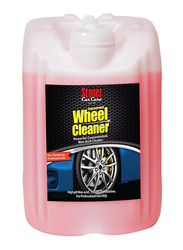 Stoner 19Ltr Car Care Pro Concentrated Wheel and Tire Cleaner, B548PL, Red