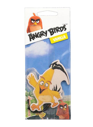 Angry Birds Vanillas Air Freshener, Yellow