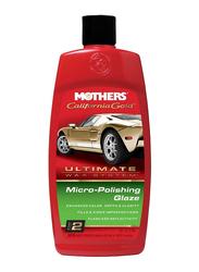 Mothers 16oz California Gold Micro-Polishing Glaze Step No.2