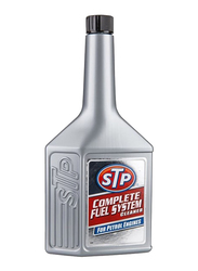 STP 500ml Complete Fuel System Cleaner, Silver