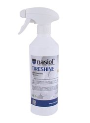 Nasiol 500ml Tire Shine, White