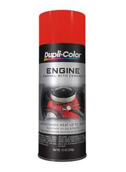 Dupli Color 340g Engine Enamel Paint, EDE1607, Chevrolet Orange/Red,