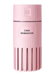 2W LED Night Lamp Air Portable Humidifier, 320ml, JD06P, Pink