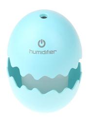 Gulfdealz USB Mini Egg Shaped Portable Humidifier, 100ml, SXE3-QD03, Blue