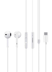 Huawei CM33 Classic Type C Cable In-Ear Earphones, White