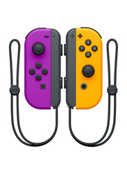 Nintendo Joy-Con Left and Right Controller for Nintendo Switch, Purple/Yellow