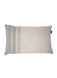 Dodo The Twenty Take a Stand Cushion, 45 x 30cm, Grey/Light Green