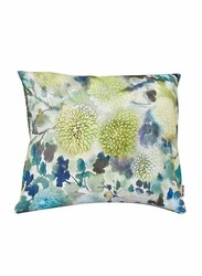 Dodo Designed by Nature Ode to a Japanese Flower Cushion, 45 x 40cm, Multicolour