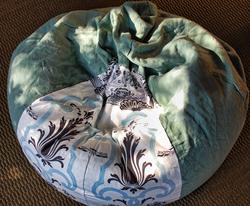 Dodo Special The Jade Bean Bag, Multicolour