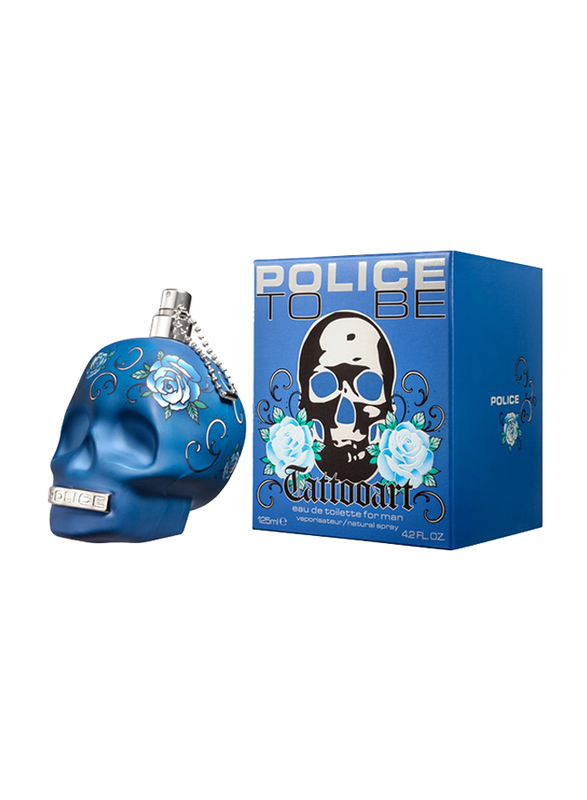 Police To Be Tattoart 125ml EDT for Men