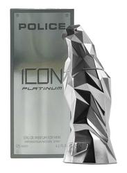 Police Icon Platinum 125ml EDP for Men