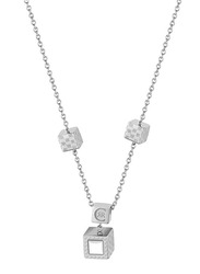 Cerruti 1881 Other Type Pendant Necklace for Women, Silver