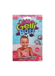 Zimpli Kids 300g Glitter Gelli Baff Bath Pack, Pink