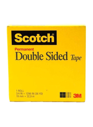 3M Double Sided Tape, Clear