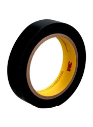 3M Velcro Tape with Glue, 176 x 1 inch, Black