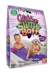 Simba 150gm Glitter Slime Baff, Purple